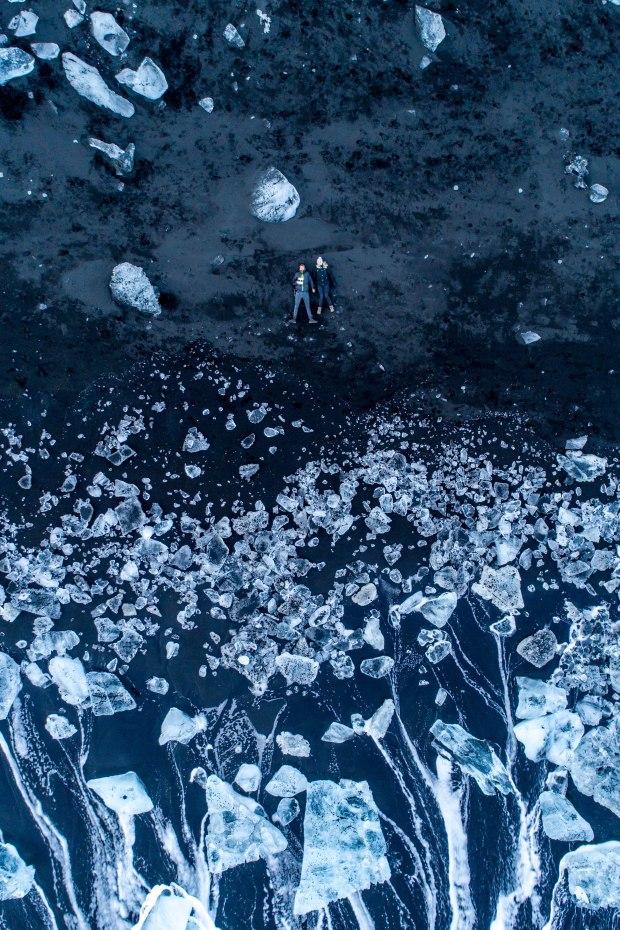 Diamond Ice Beach