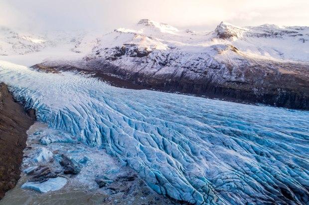 Iceland Glacier 1